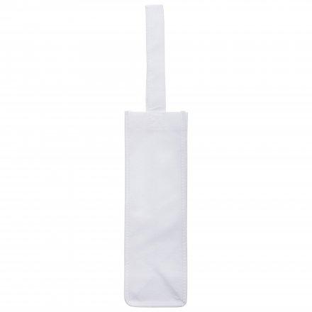 Промо сумка из спанбонда для одной бутылки