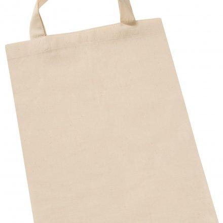 Промо сумка из хлопка, простая