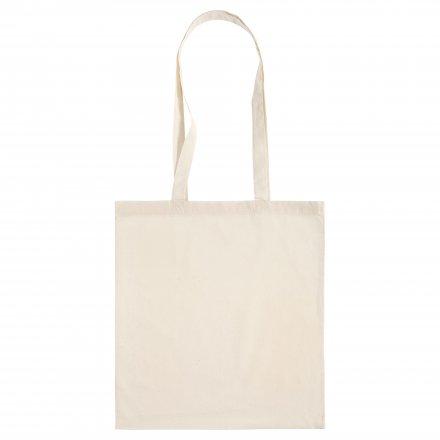Промо сумка из хлопка с ручками