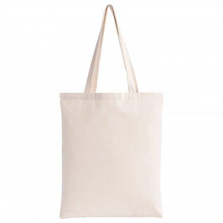 Промо сумка из хлопка с ручками 210