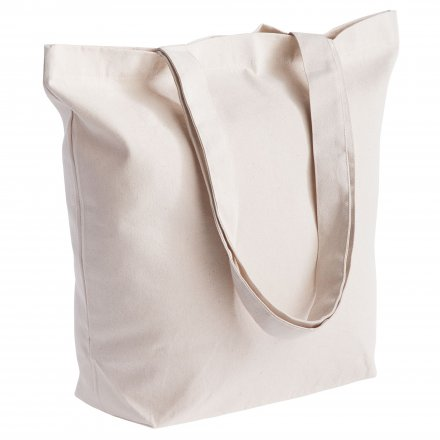 Холщовая сумка из хлопка 280, неокрашенная