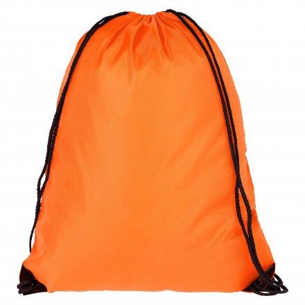Промо рюкзак из oxford 210d, ярко-оранжевый