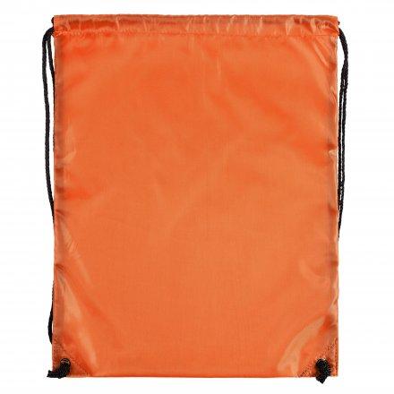 Промо рюкзак из oxford 210d, оранжевый