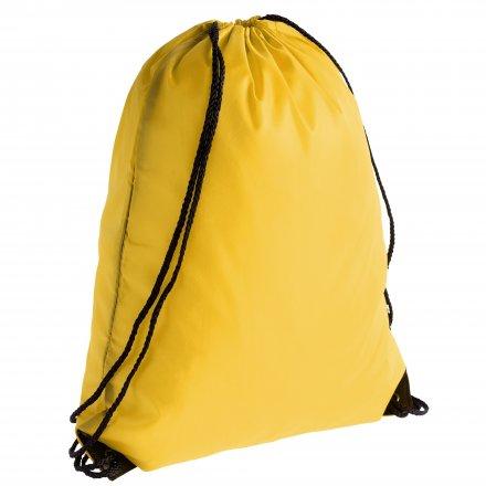 Промо рюкзак из oxford 210d, желтый