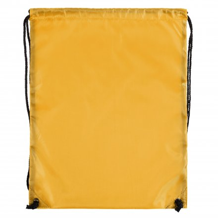 Промо рюкзак из oxford 210d, ярко - желтый