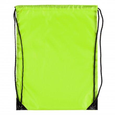 Промо рюкзак из oxford 210d, неон - жёлтый