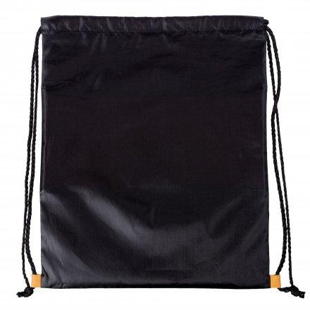 Промо рюкзак из oxford 210d/600d оранжевый с черным