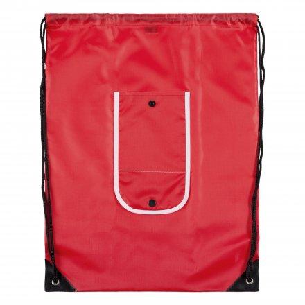 Промо рюкзак складной из оксфорда 210d