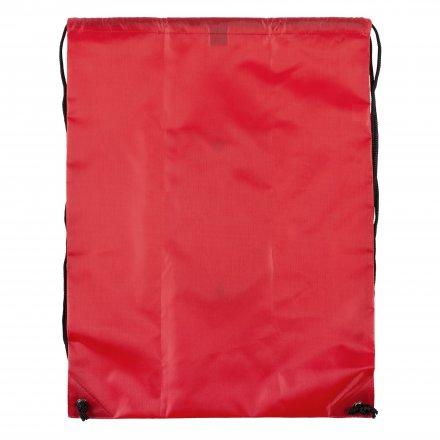 Промо рюкзак складной из оксфорда 210d, красный