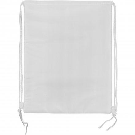 Промо рюкзак-холодильник из оксфорда 210d, белый
