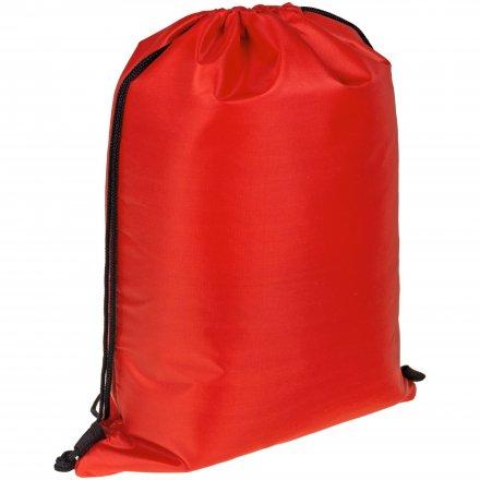 Промо рюкзак-холодильник из оксфорда 210d, красный