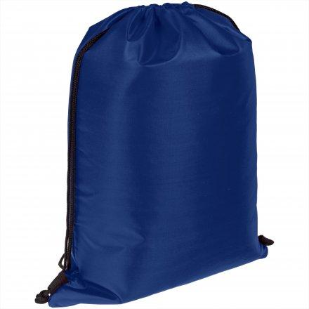 Промо рюкзак-холодильник из оксфорда 210d, синий
