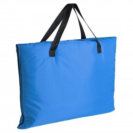 Пляжная сумка-трансформер из оксфорда 210d, синяя