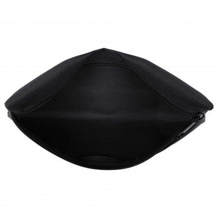 Косметичка - пенал из оксфорда 600D, чёрная