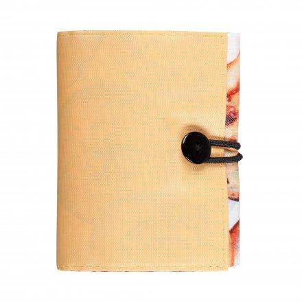 Складная сумка для покупок из оксфорда 210D, выпечка