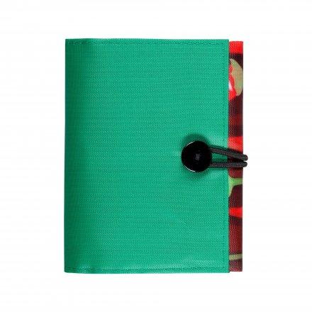 Складная сумка для покупок из оксфорда 210D, перец
