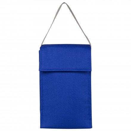 Сумка-холодильник из оксфорда 600D, синий