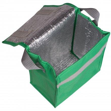 Сумка-холодильник из оксфорда 600D, зеленый