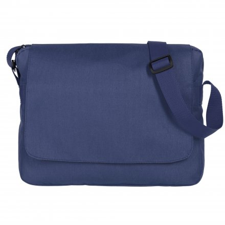 Конференц-сумка из оксфорда 600D, тёмно-синяя