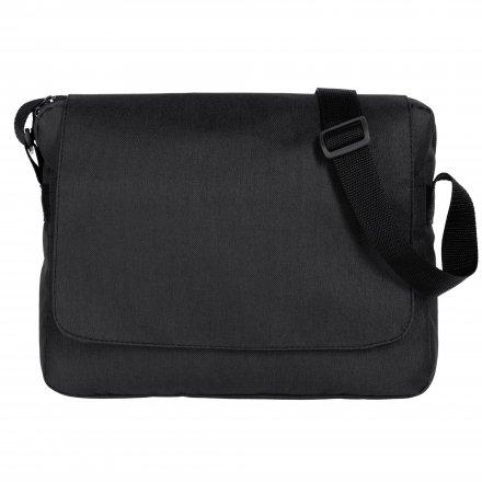 Конференц-сумка из оксфорда 600D, чёрная