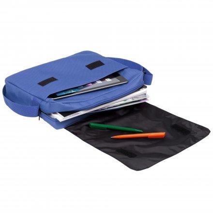 Конференц-сумка из оксфорда 600D, ярко-синяя
