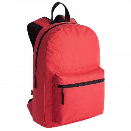Рюкзак из оксфорда 600D, городской под нанесение, красный