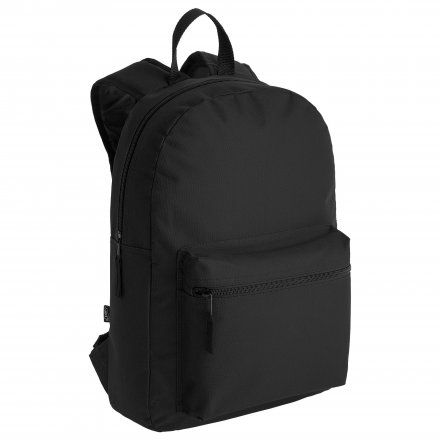 Рюкзак из оксфорда 600D, городской под нанесение, чёрный