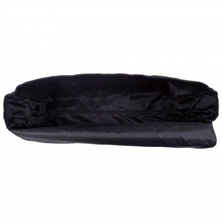 Конференц-сумка из оксфорда 600D, красная с чёрным