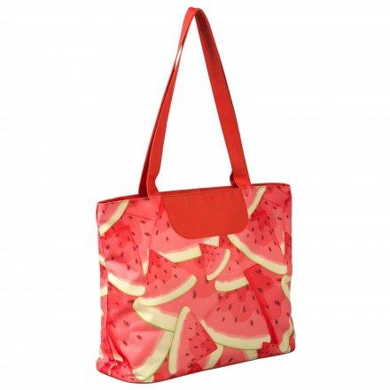Пляжная сумка из оксфорда 600D, с принтом