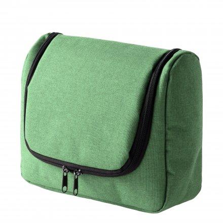 Несессер дорожный из оксфорда 600D, зелёный