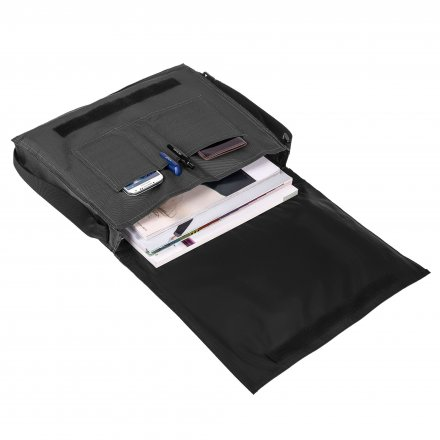 Сумка для документов из оксфорда 600D, чёрная
