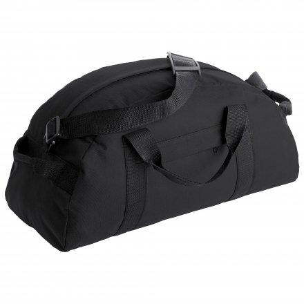 Дорожная сумка для спорта и путишествий из оксфорда 600D, чёрная