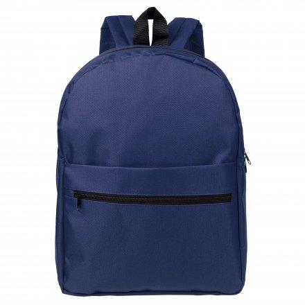 Рюкзак из оксфорда 600D, городской, тёмно-синий