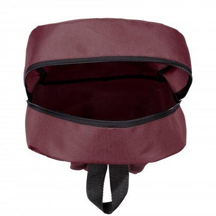 Рюкзак из оксфорда 600D, городской, бордовый