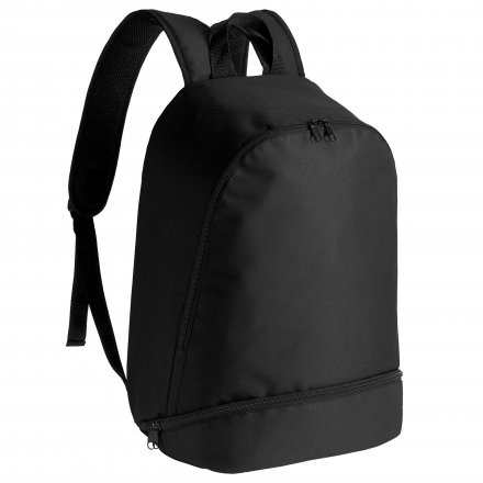 Спортивный рюкзак из оксфорда 600D, чёрный
