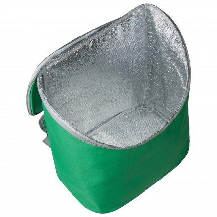 Изотермический рюкзак из оксфорда 600D, зелёный
