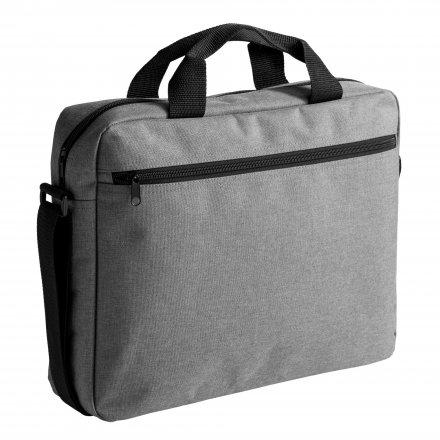 Конференц сумка с ручкой через плечо из оксфорда 600D