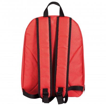 Спортивный рюкзак из оксфорда 600D, ярко-красный
