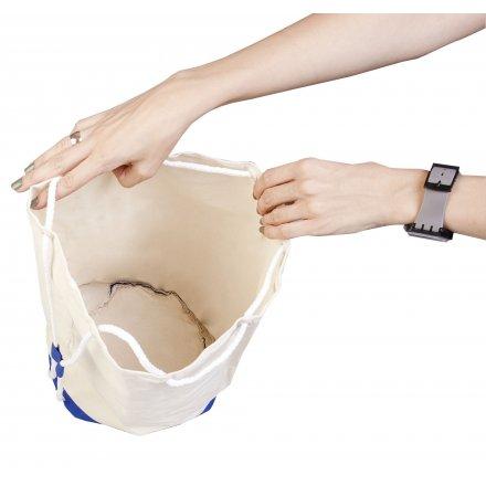 Холщовый рюкзак (торба из хлопка)